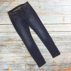 Lucky Brand Brooke Skinny Released Hem Jeans 6 28